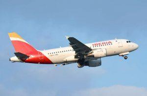 Iberia si prepara a decollare verso Il Cairo