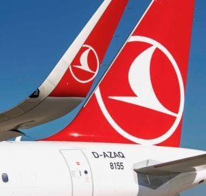 Turkish riceve il primo Airbus 321 con Cabin Flex