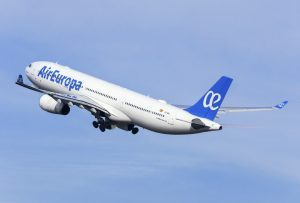 Air Europa raddoppia sull'Honduras: al via un nuovo Madrid – San Pedro Sula