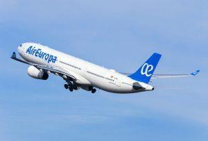 Air Europa fa rotta su Fortaleza