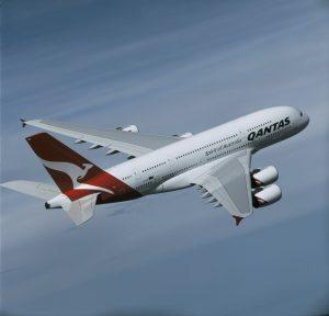 Qantas: voli senza scalo dall'Australia a Londra e New York nel 2022