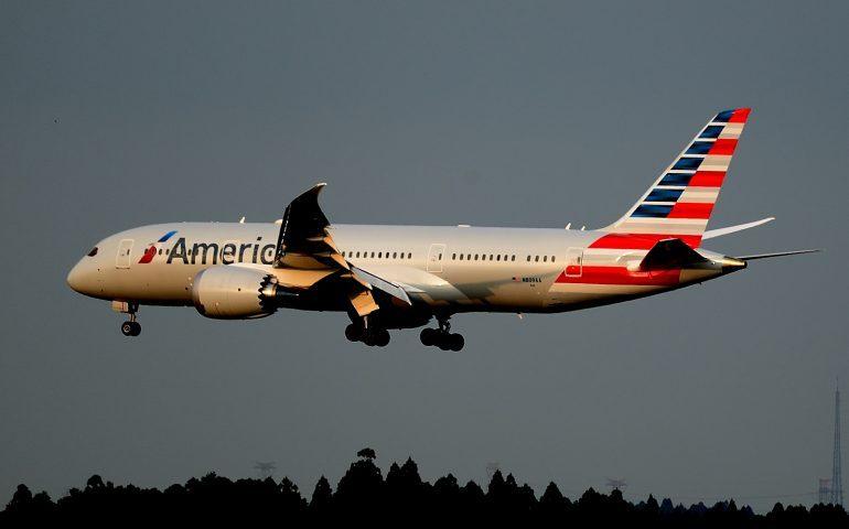 American Airlines: Dreamliner e Premium economy debuttano su Roma