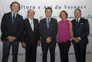 Air France-Klm sigla una partnership con la Fondazione Torino Musei