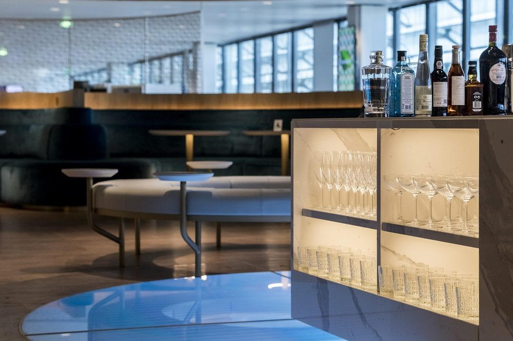Air France, nuova Business Lounge al De Gaulle