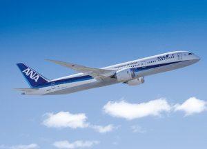 All Nippon Airways apre a settembre la nuova rotta Tokyo-Perth