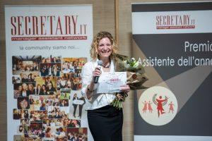 Secretary.it, è Stefania Andriolo del gruppo Accor l'assistente dell'anno