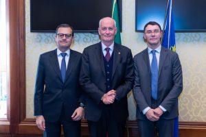 Alitalia e Polizia di Stato, accordo per contrastare crimini informatici