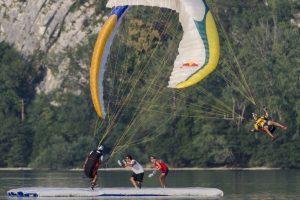 Torna in Friuli la tappa italiana di Coppa del Mondo di parapendio acrobatico
