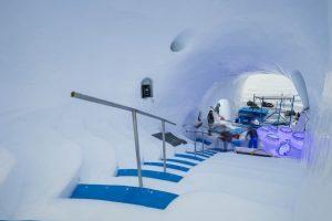 Al via i concerti presso l'Ice Dome sul ghiacciaio del Presena