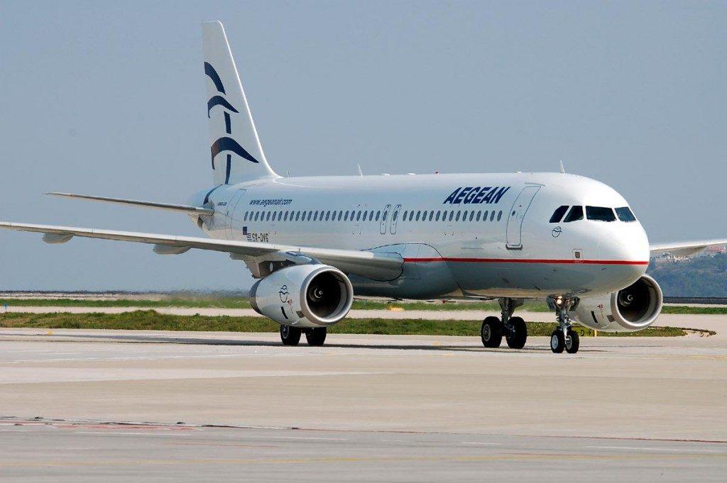 """Aegean diventa """"Compagnia aerea ufficiale del progetto Hellinikon"""""""