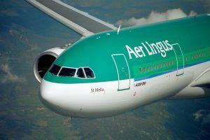 Aer Lingus, a luglio ed agosto gli sconti per volare in Irlanda