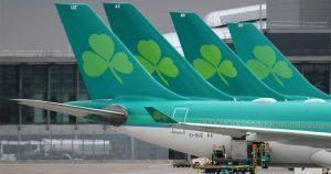 Aer Lingus: per i passeggeri un voucher più bonus del 10% valido per 5 anni