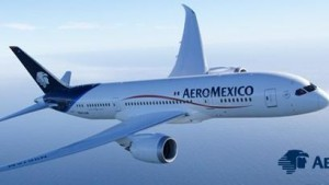 Aeromexico ottiene le 5 stelle nella categoria Global Airlines