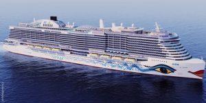 Aida Cruises affida al cantiere Meyer Werft la costruzione di una terza nave attesa per il 2023