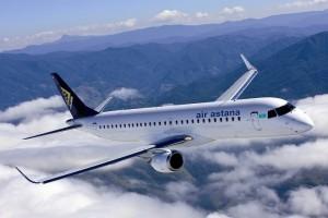 Air Astana raddoppia sull'India con il nuovo volo Almaty-Mumbai