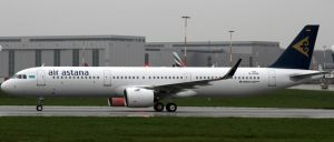 Air Astana potenzia la flotta con il primo A321neo