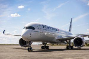 Air France, la flotta accoglie dieci nuovi airbus A350-900
