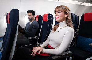 Air France: la business class debutta sui voli domestici