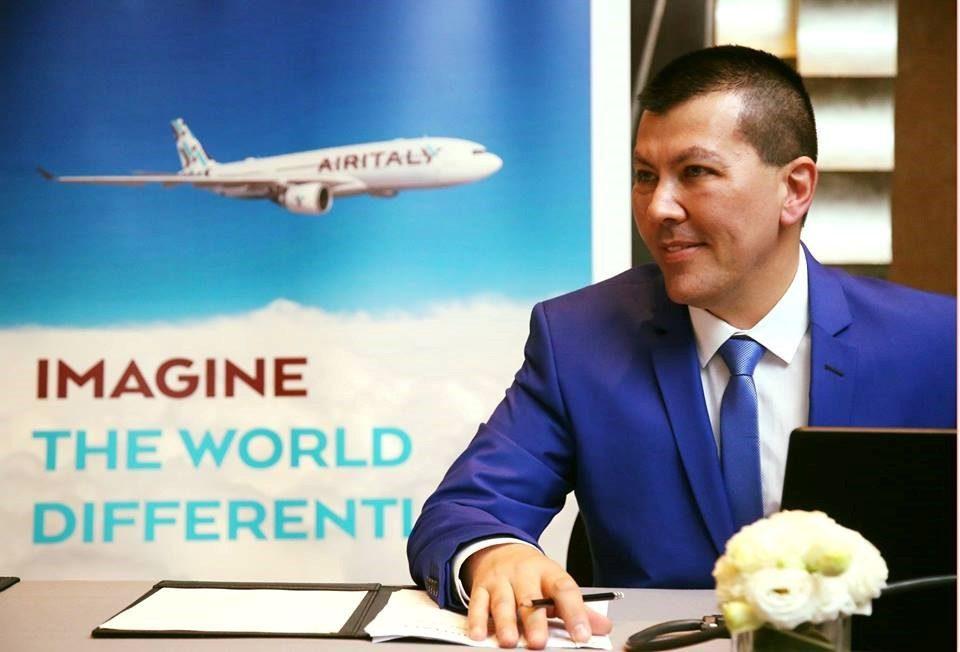 Air Italy, partner di Wanderlust. Dimitrov: «Orgogliosi del nostro ruolo»