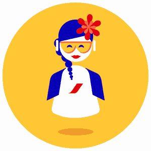Air France: è attiva la nuova chatbot Lucie