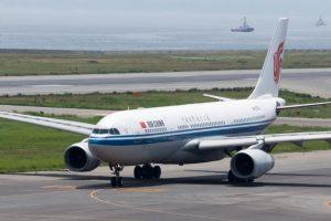 Air China: decolla il 12 giugno il nuovo volo Roma-Hangzhou