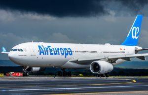 Semestre positivo per Air Europa: traffico passeggeri a +14%