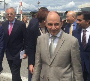 Al Baker: «Air Italy conterà 10.000 dipendenti»