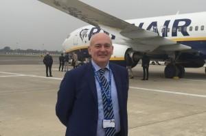 Ryanair: tariffe da 2 euro per viaggiare a novembre