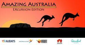 "Alidays lancia ""Amazing Australia"""