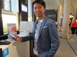 Pagamenti Alipay al Duomo di Milano e nuovi servizi per turisti cinesi