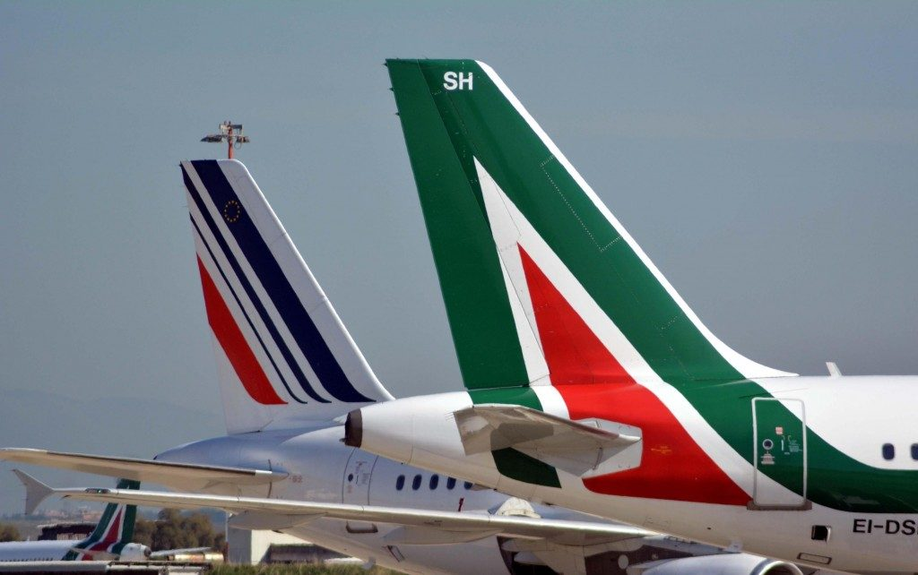Air France accederà alla data room di Alitalia