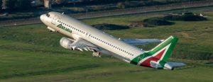 Alitalia aumenta i collegamenti da Catania e Palermo su Fiumicino