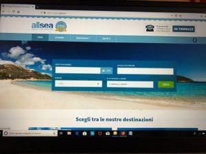 Allsea, il nuovo to digitale per un'offerta mare a 360 gradi