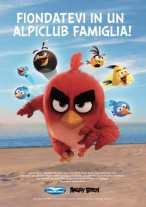 Alpitour insieme ad Angry Birds per arricchire l'offerta famiglie