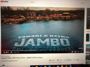 Alpitour partner del video Jambo, la hit di Takagi & Ketra featuring Omi e Giusy Ferreri