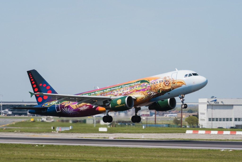 Brussels Airlines e Tomorrowland decollano dal Marco Polo