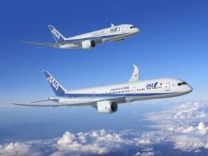 All Nippon Airways: debutta il volo diretto Milano-Tokyo Haneda