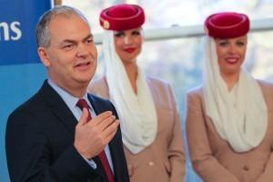Emirates diventa compagnia aerea ufficiale di Mci Group