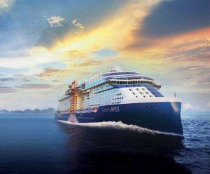 Celebrity Cruises porta a bordo Gwyneth Paltrow e il suo brand lifestyle goop