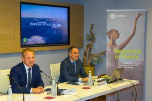 S7 Airlines presenta i nuovi voli Verona-San Pietroburgo