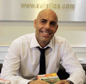 Massimo Bianchessi country manager Italia e Spagna di Asiatica Travel
