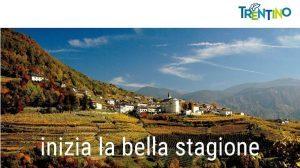 Il Trentino destagionalizza: campagna autunnale da 500.000 euro
