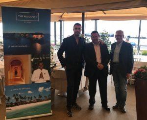 Azemar e The Residence incontrano le agenzie di viaggio a Firenze