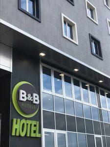 Debutto ufficiale per il B&B Hotel Roma Fiumicino Parco Leonardo