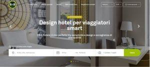 B&B Hotels, nuovo sito per facilitare le prenotazioni