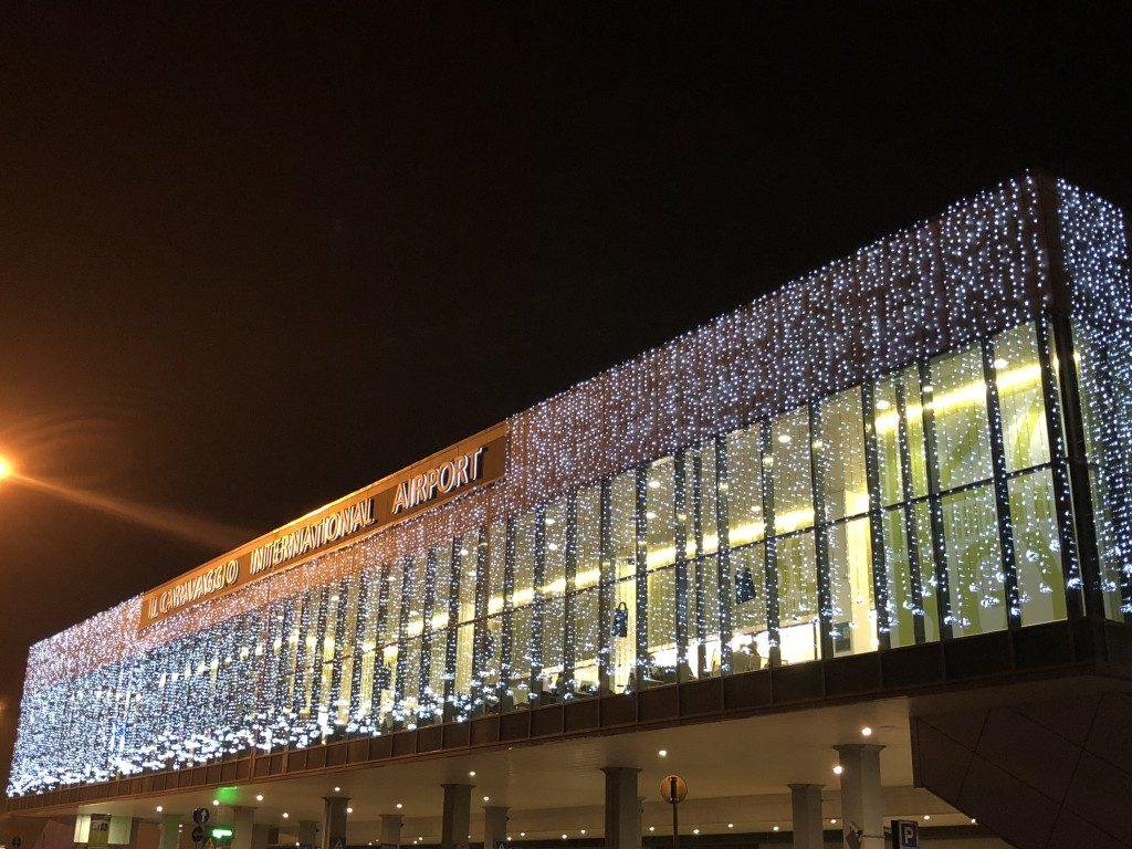 Aeroporto di Milano Bergamo: oltre 400 mila pax per le festività