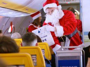 La sorpresa di Natale di Ryanair
