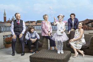 """Baglioni Hotels lancia la nuova campagna """"Baglioni family"""""""