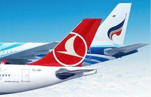 Bangkok Airways: operativo il codeshare con Turkish Airlines
