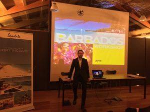Barbados e Sandals insieme a Venezia e Vicenza
